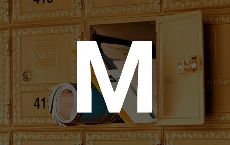 Postfach Kosten M